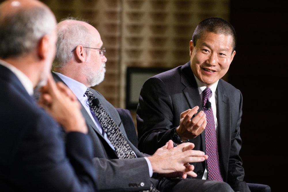 Wall Street Journal CFO Network Annual Meeting in Washington, DC.