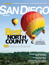 Best of North County San Diego Magazine May