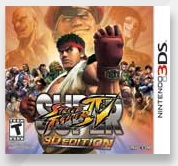 Street Fighter iV for Nintendo 3DS