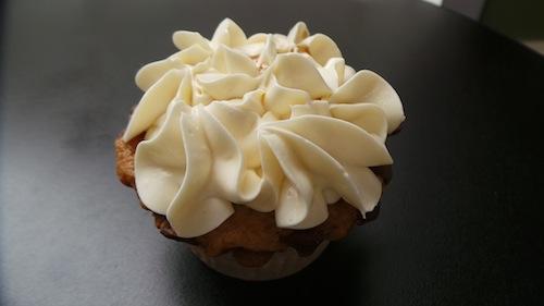 Pretty Vanilla Cupcake