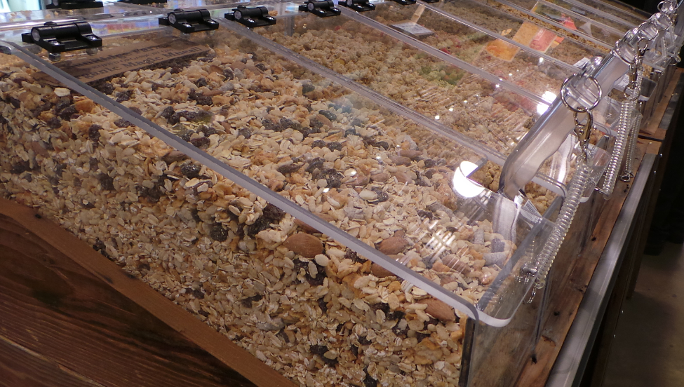 Whole Foods Granola Bins