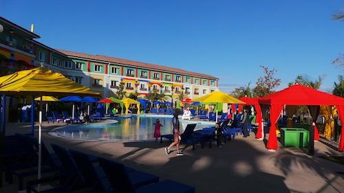 LEGOLAND Hotel Pool