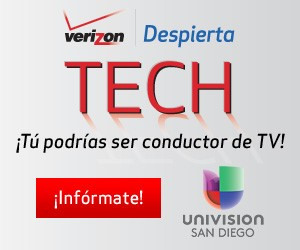Verizon Despierta Tech Audition San Diego