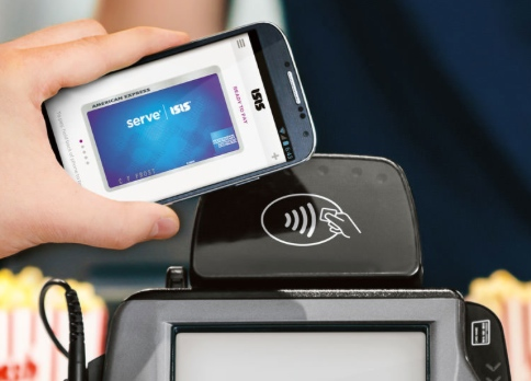 ISIS Mobile Wallet tap at terminal.jpg
