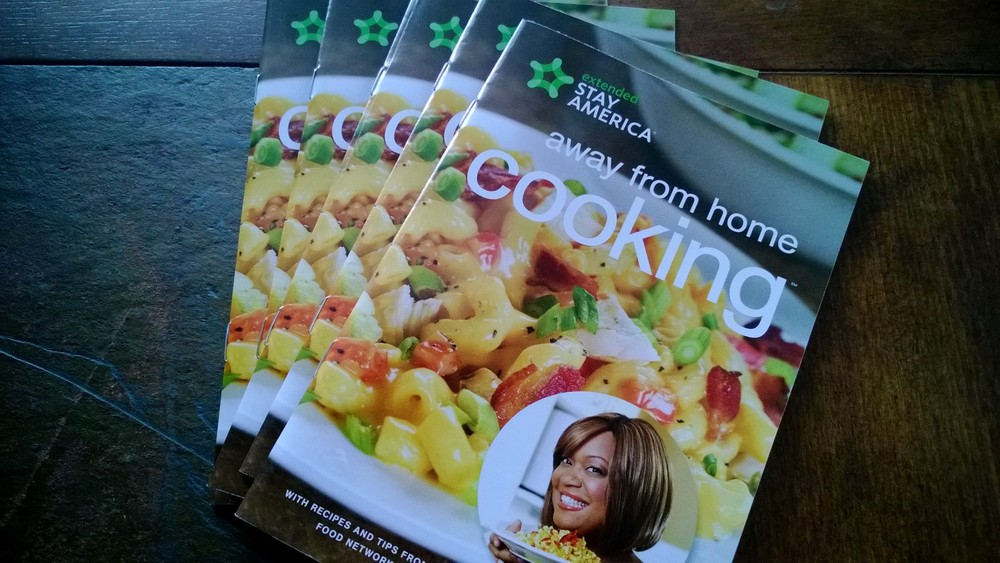 GIVEAWAY: Sunny Anderson ESA Cookbooks