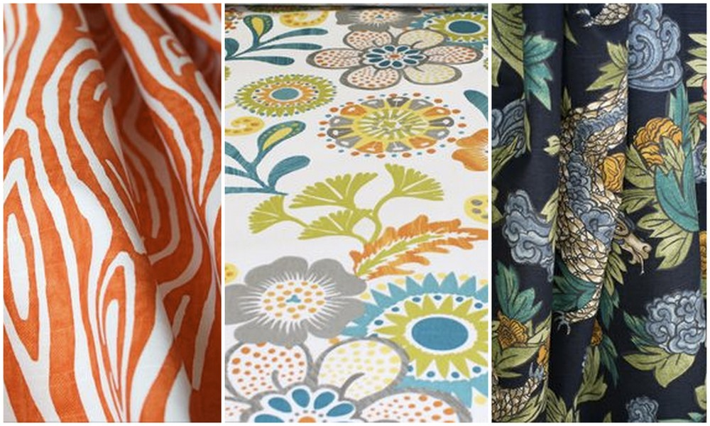 Fabrics from Tonic Living for Casa Jones