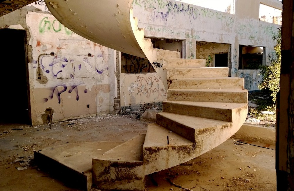 Abandoned House - stairs up.jpg