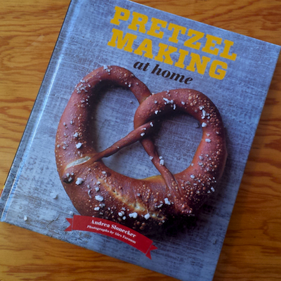 Pretezel Making at Home by Andrea Slonecker