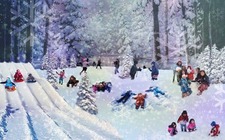 winterfest snow play + coupon code