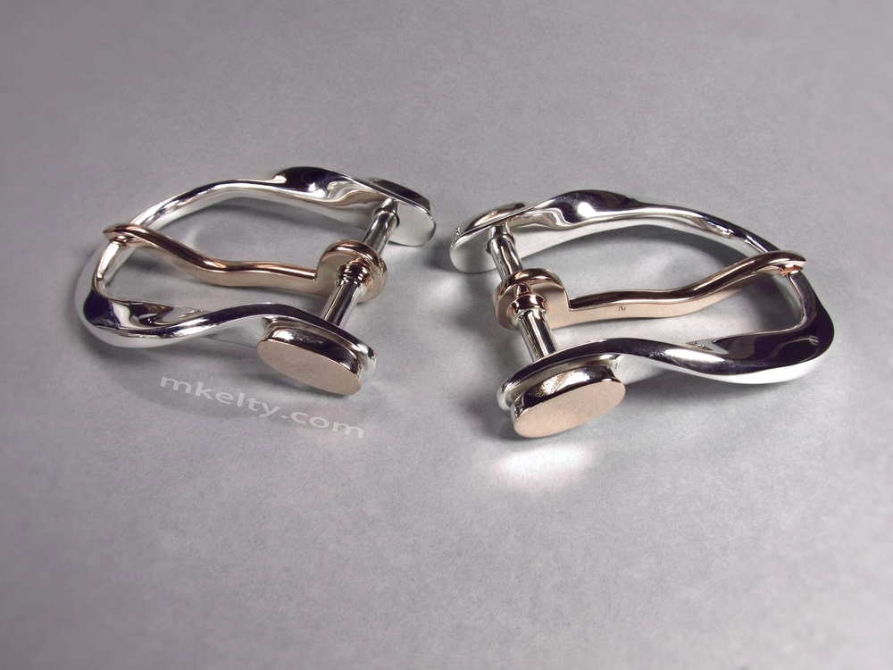 "matching set of Catalina ""Special"" buckles"