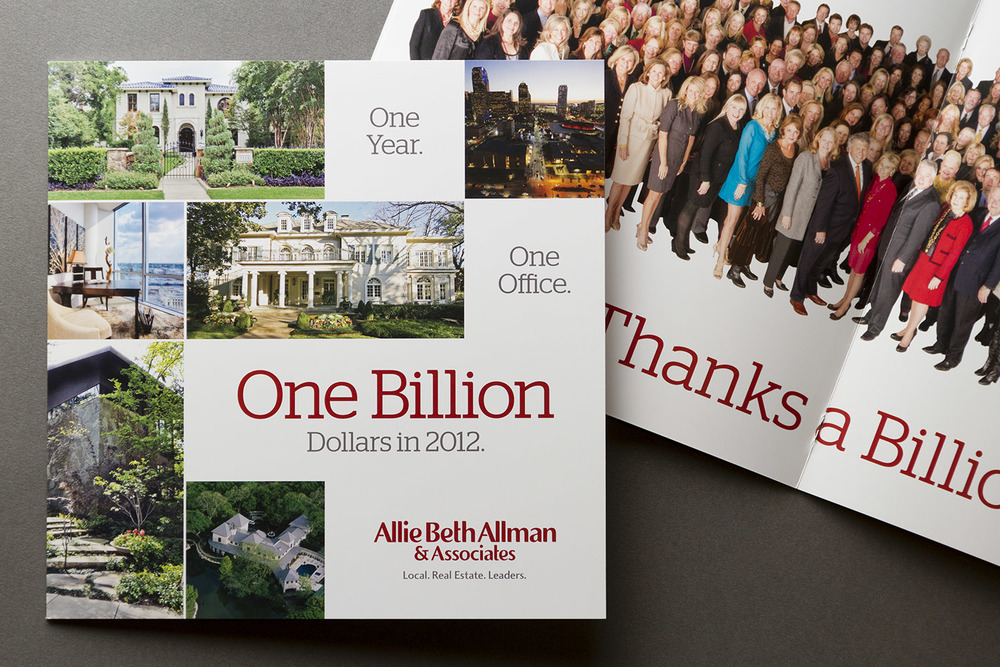 Allie Beth Allman & Associates One Billion Magazine