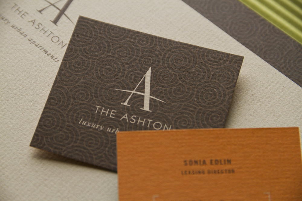 The Ashton Stationery Close-up
