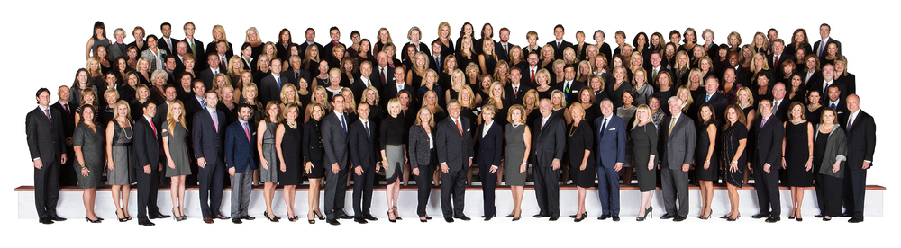The final 2013 Allie Beth Allman & Associates group photo.