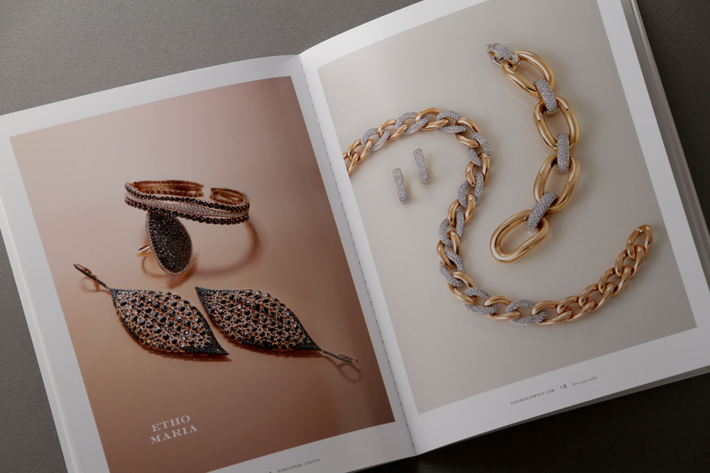 2013 Eiseman Jewels Catalog Spread 1