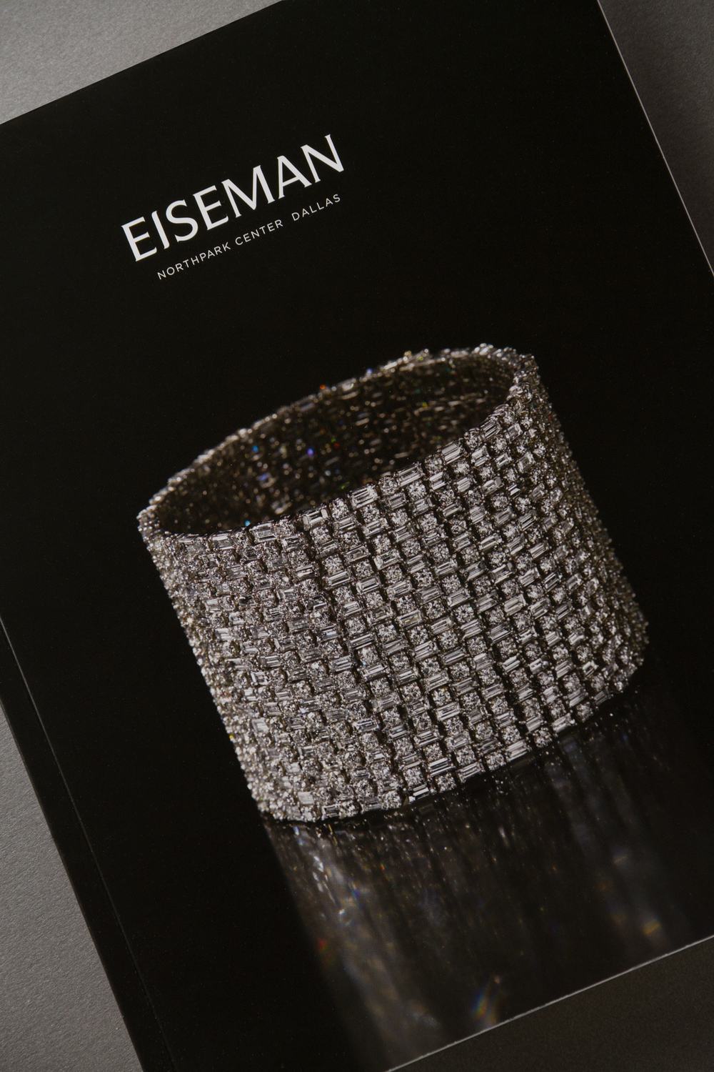 2013 Eiseman Jewels Catalog Cover