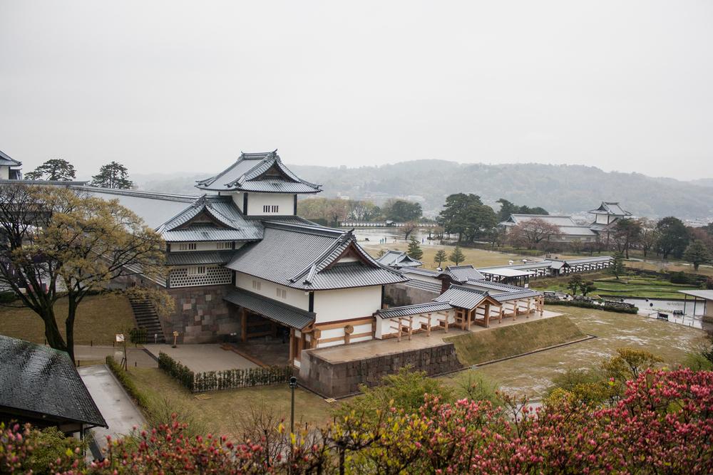 Kanazawa Castle, Kanazawa