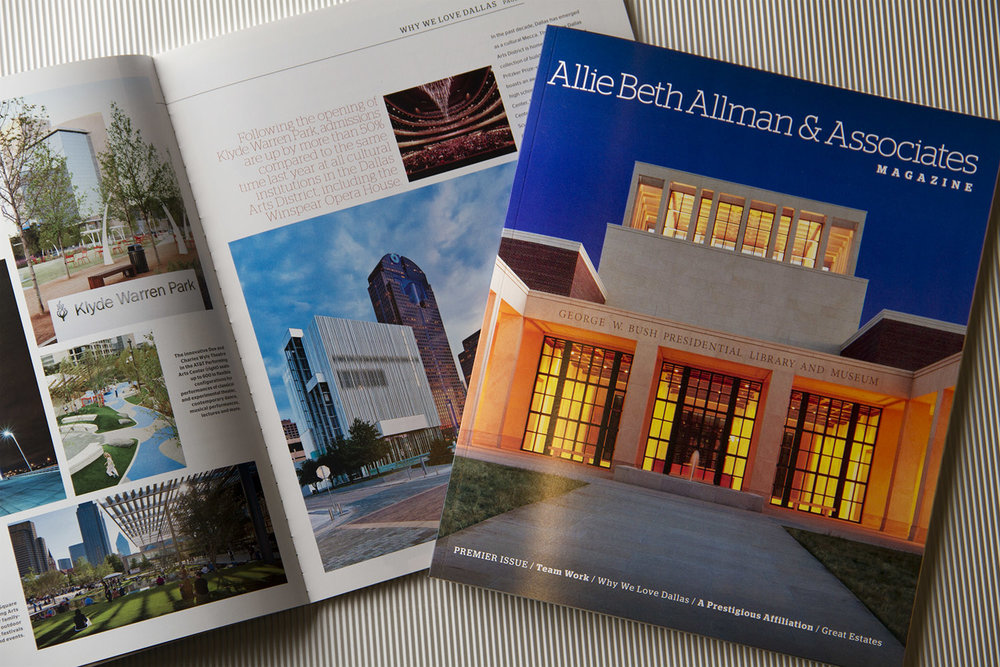 Allie Beth Allman Promotional Brochure