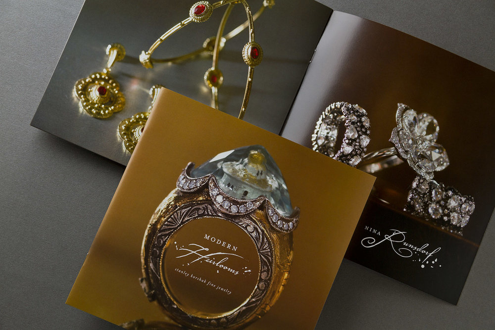 Stanley Korshak Jewelry Book