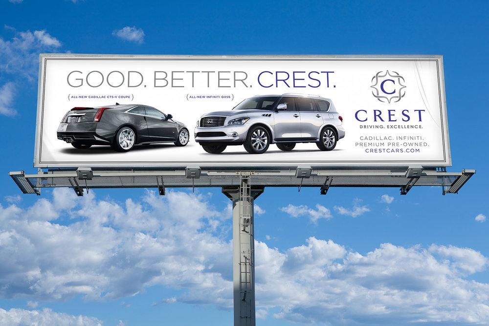 Crest Outdoor