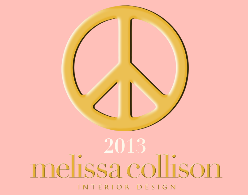Peace Happiness And Thanks Melissa Collison