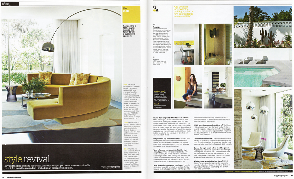 the (sydney) magazine June 2012 Vaucluse - spread.jpg