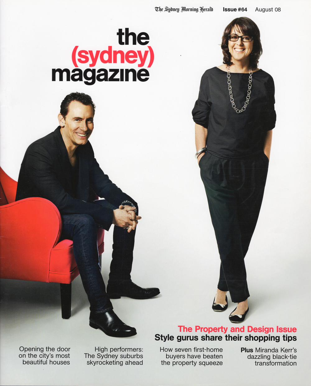 the (sydney) magazine August 2008 cover (Point Piper).jpg