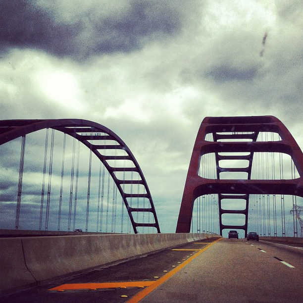 Dolly Parton Bridge (Taken with  Instagram  at Creola AL)
