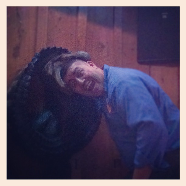 The Bartender Challenge, night 2 (Taken with Instagram at Cajun Cabin)