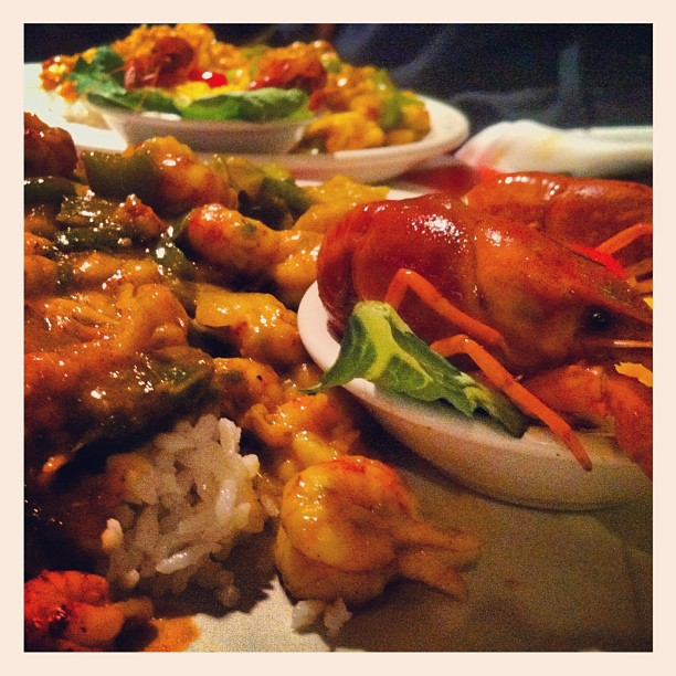 #foodieheaven Crawfish Étouffée @christyandthedogs (Taken with Instagram at Pat's Fisherman's Wharf)
