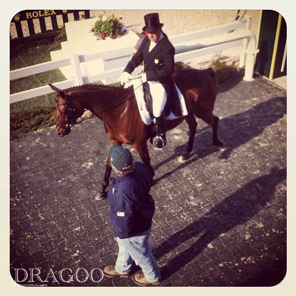 Buck and The Captain. #rk3de  (Taken with  instagram )