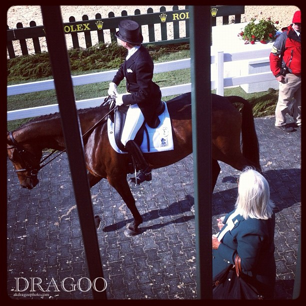 Karen and Linda Zang. #rk3de  (Taken with  instagram )