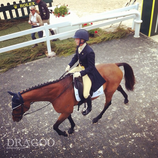 Jessica Hampf rocks the canary. #rk3de  (Taken with  instagram )