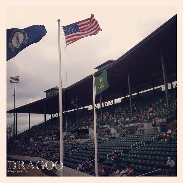 Stadium. #rk3de  (Taken with  instagram )