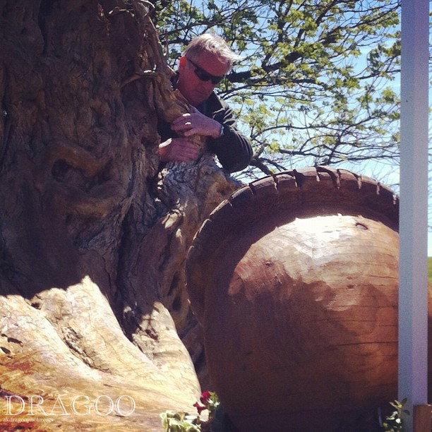 A man and his nuts. #rk3de  (Taken with  instagram )