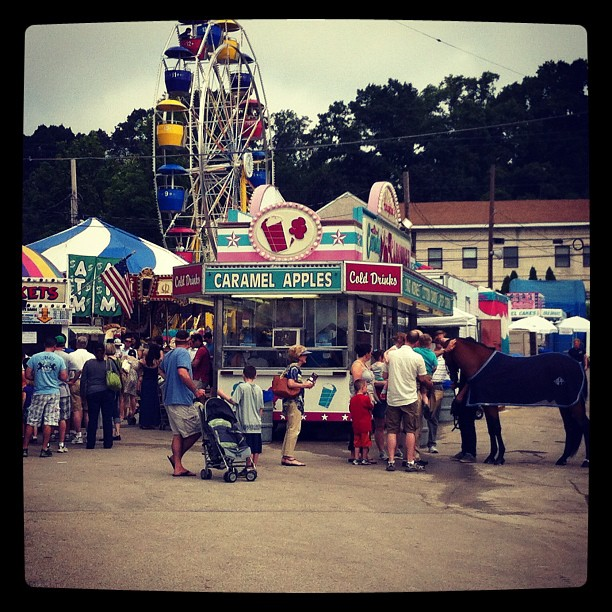 Jr weekend (Taken with  Instagram  at Devon Horse Show Grounds)