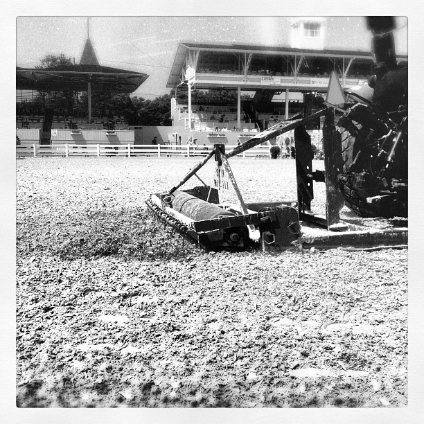 Drag break #devonhorseshow  (Taken with  Instagram  at Devon Horse Show)