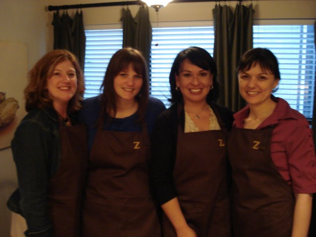 Fun Chocolate Group Classes