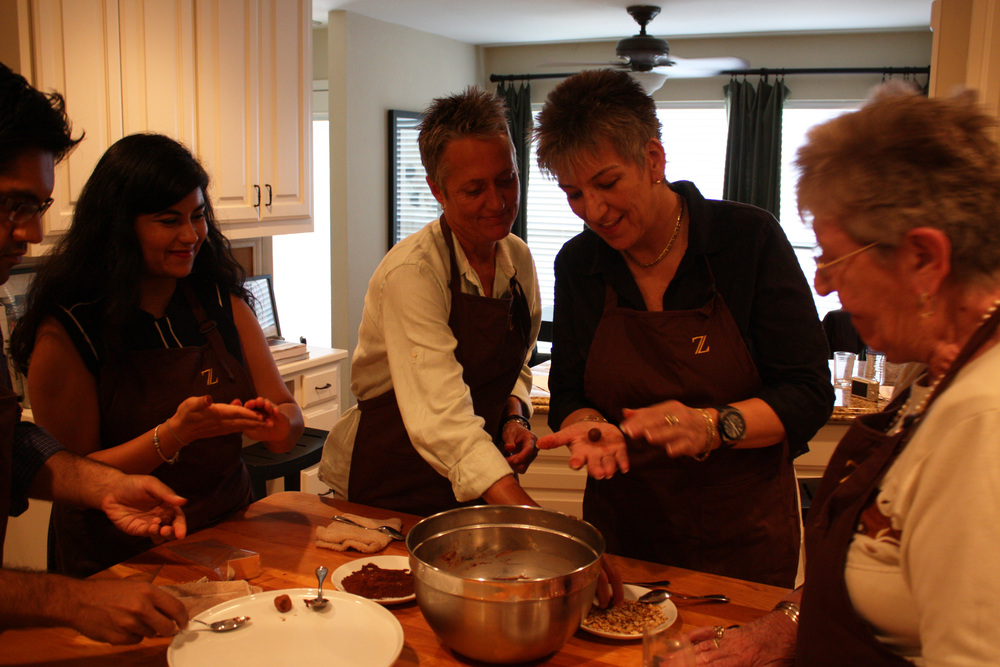 Learn all about chocolate in these relaxed, interactive chocolate workshops. Thursdays, 7 to 9 p.m.