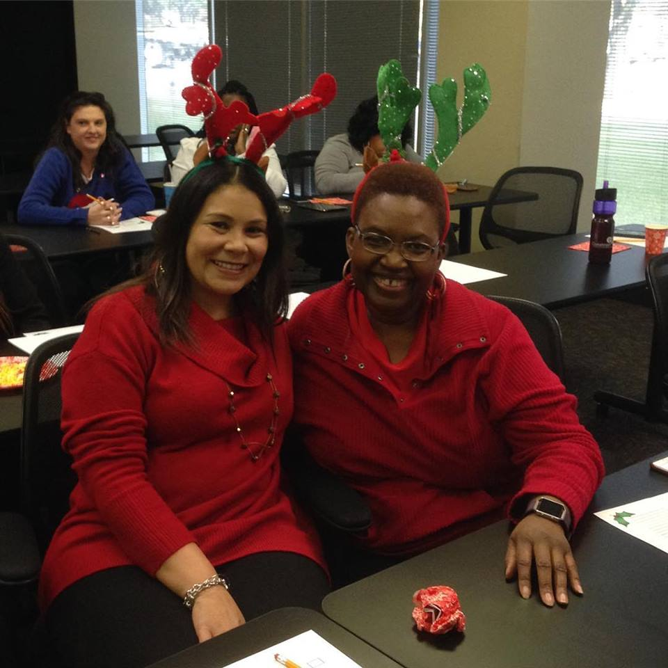 Holiday Corporate Event -- with chocolate!