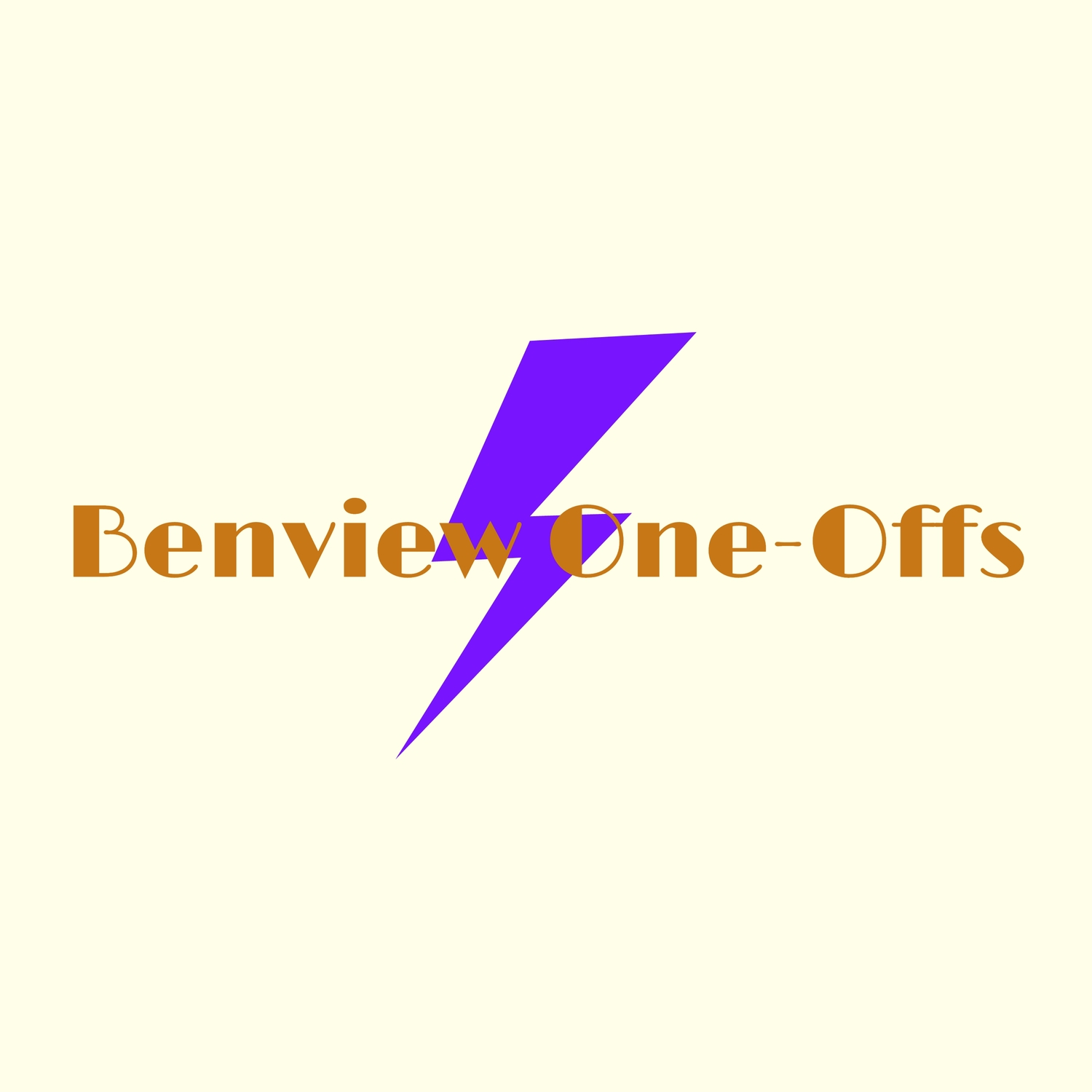 Benview One-Offs