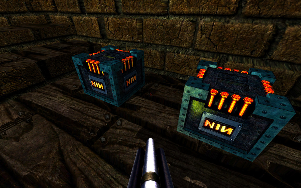 Here's the Quake Nailgun ammo box.