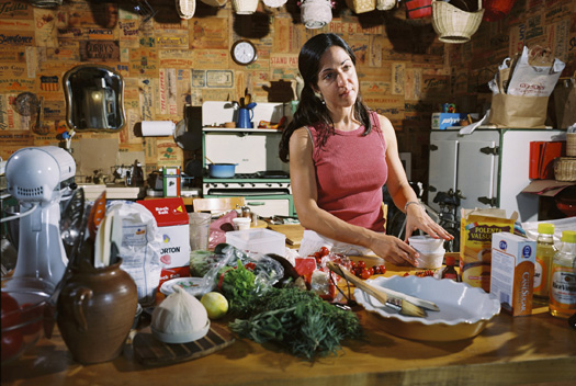 Gail Albert Halaban Untitled (Valentina's kitchen), 1999-2003 From the series: About 30-LA  20 x 24 inches chromogenic dye coupler print