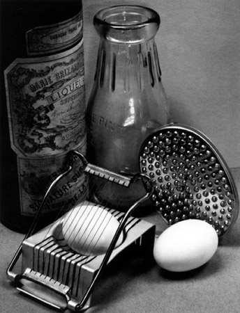 Ansel Adams Still Life, San Francisco, CA, c. 1932  19.5 x 15 inches silver print