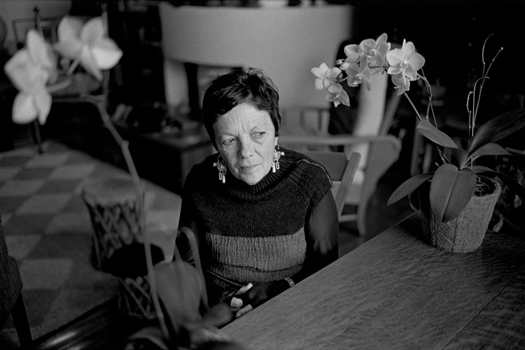 Graciela Iturbide, Mexico City, 2009  16 x 20 inches edition of 25 silver print