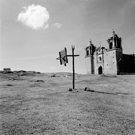 Villa de Etla, Oaxaca, 2005  20 x 16 inches edition of 25 silver print
