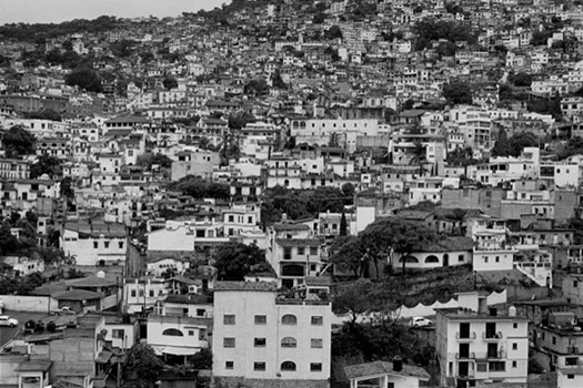 Taxco, Guerrero, 2008  16 x 20 inches edition of 25 silver print