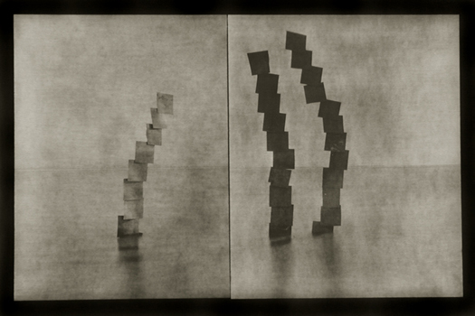 Laurent Millet Cabana #22, 2000  12 x 16 inches toned silver print