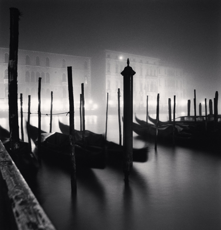 Campo San Vio Viewpoint, Venice, Italy, 2007  8 x 7.75 inches edition of 45 toned silver print
