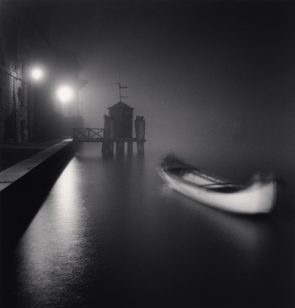 White Boat, Fondamenta Zattere ai Saloni, Venice, Italy, 2006  8 x 7.75 inches edition of 45 toned silver print