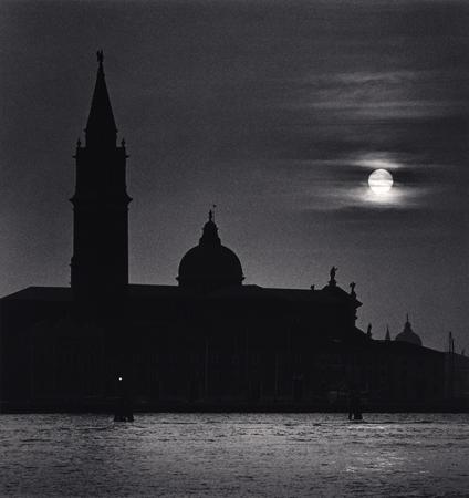 Basilica di San Giorgio Maggiore, Venice, Italy, 1980  7.75 x 7.5 inches edition of 45 toned silver print